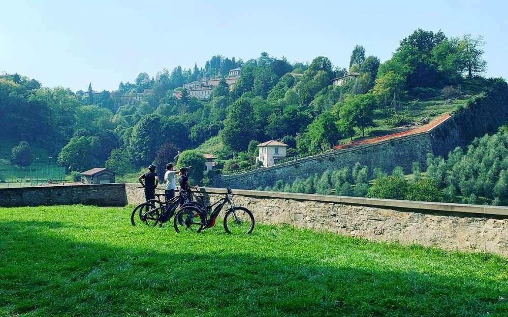E-Bike Bergamo - BergamoXP