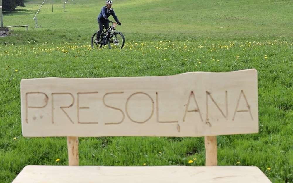 E-Bike Presolana - BergamoXP