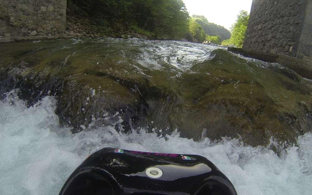 Hydrospeed sul fiume Brembo - BergamoXP