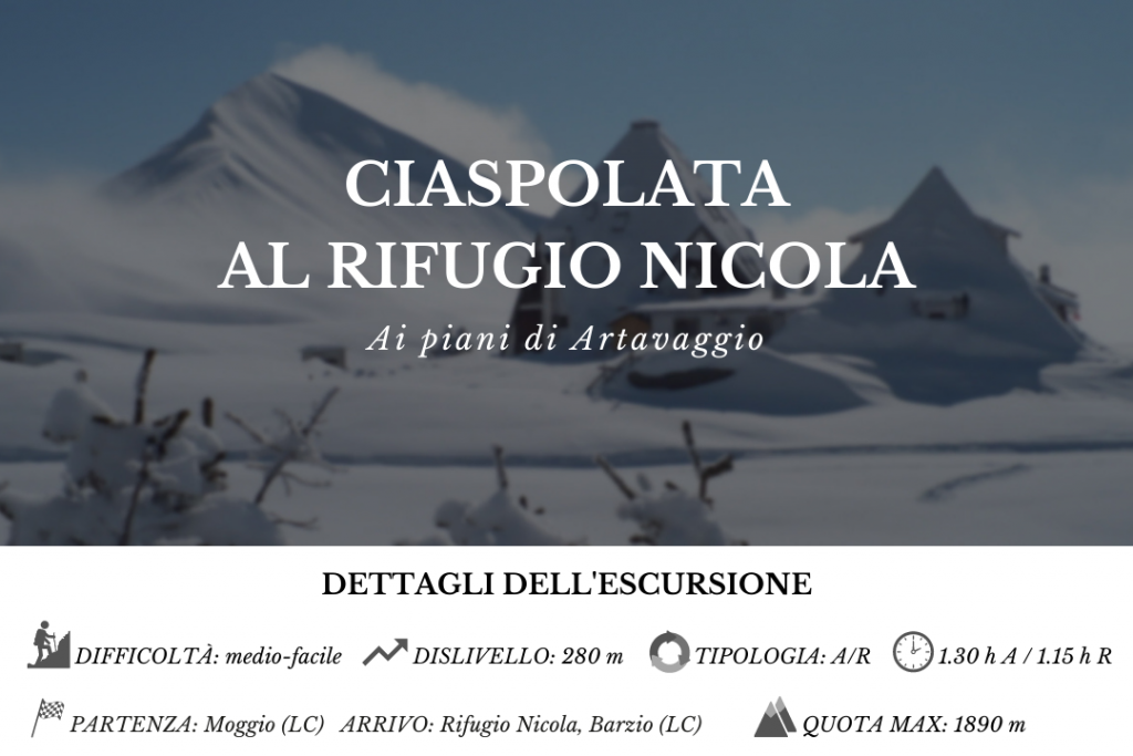 BergamoXP - Ciaspolata al Rifugio Nicola