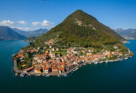 Monte Isola in E-Bike - BergamoXP