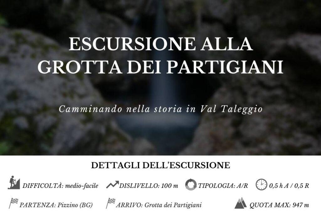 Grotta dei Partigiani - BergamoXP