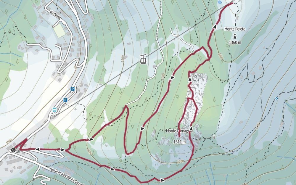 Monte Poieto e Cornagera - BergamoXP