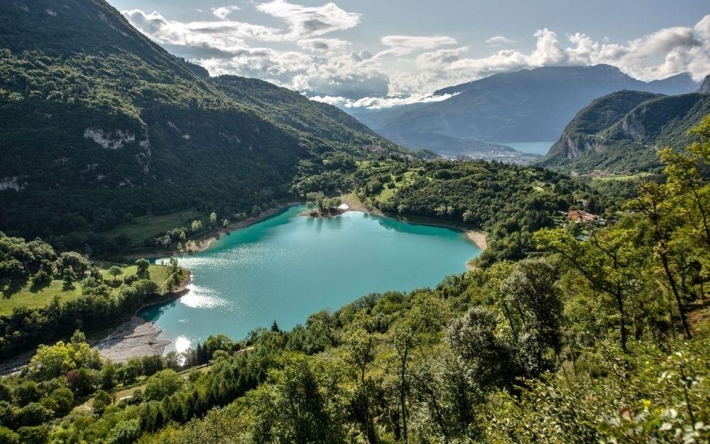Lago di Tenno - BergamoXP