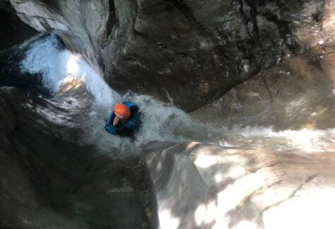 Canyoning - BergamoXP