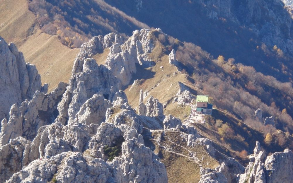 Cresta Segantini - BergamoXP