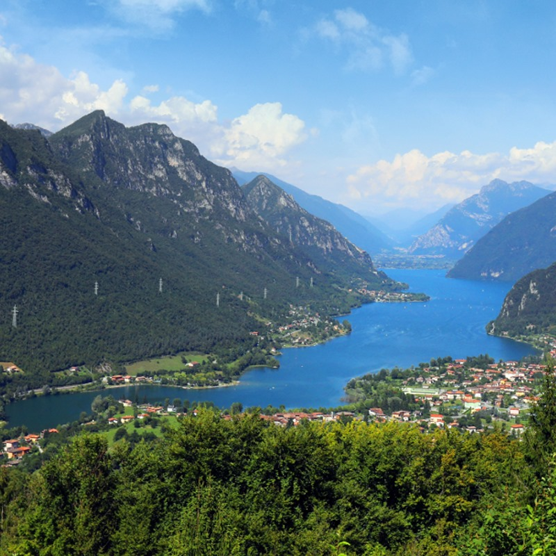 Lago d'Idro - BergamoXP