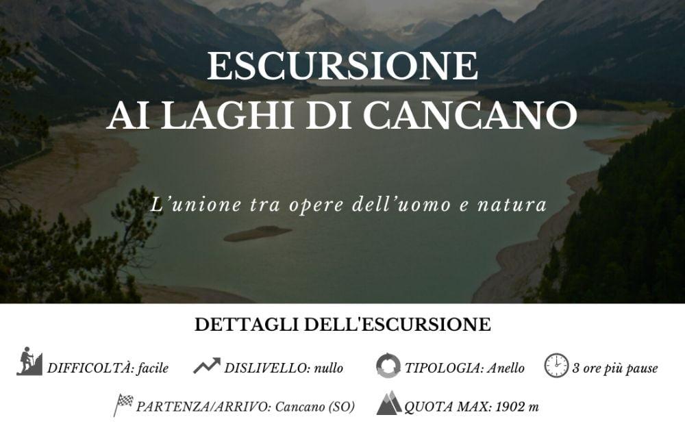 Laghi di Cancano - BergamoXP
