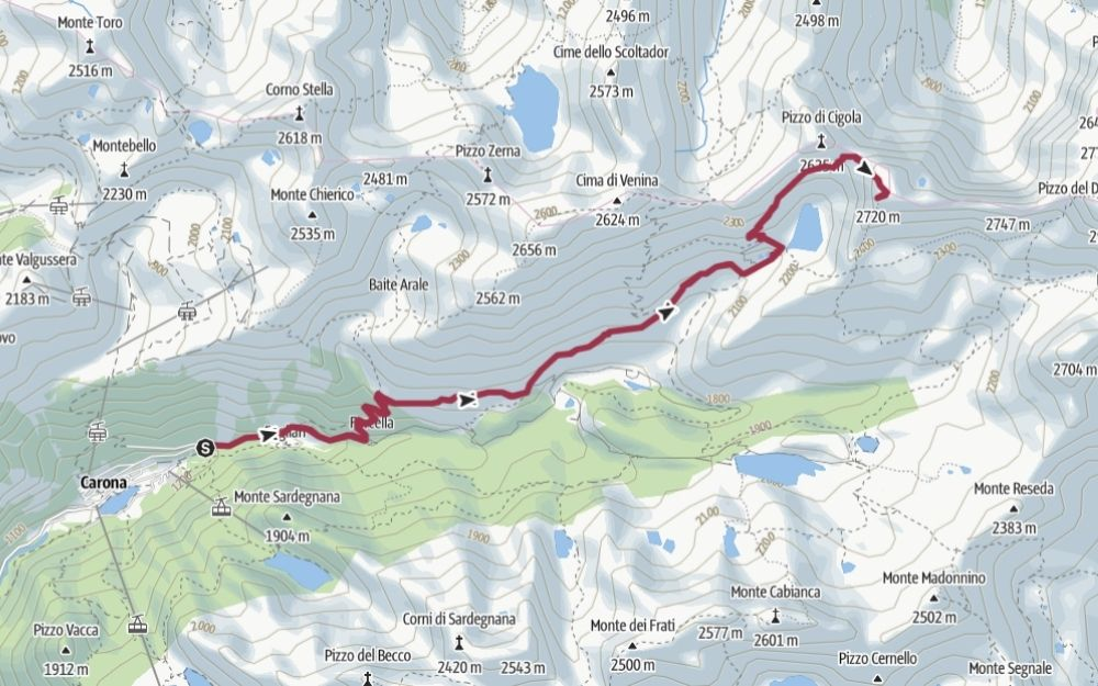 Monte Aga - BergamoXP