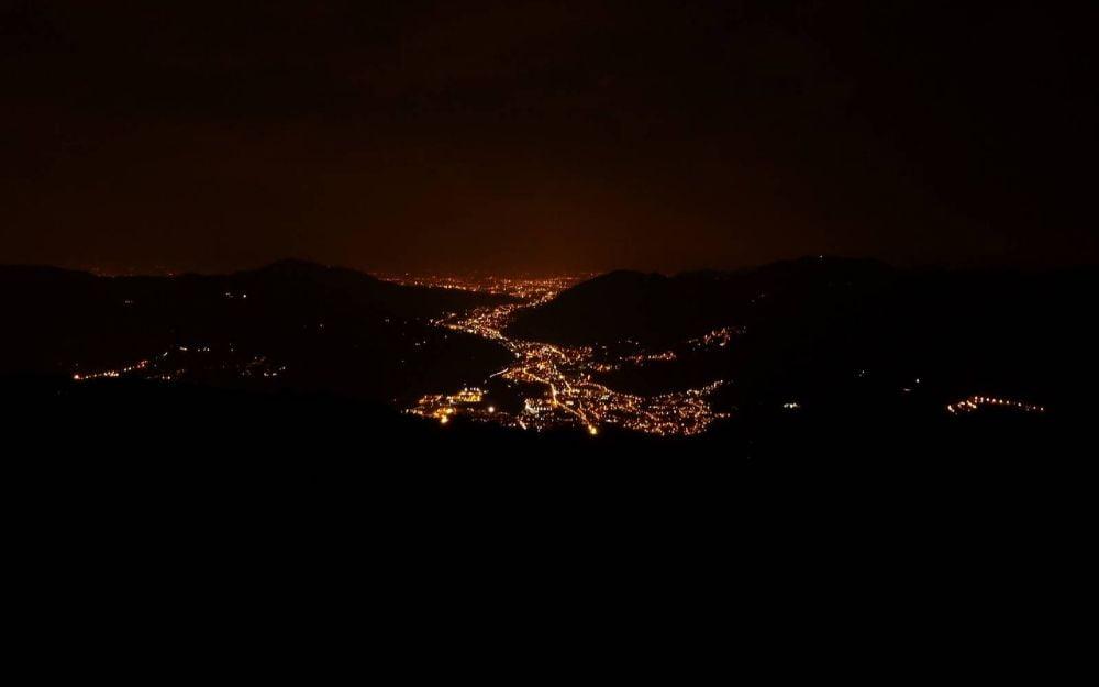Le luci del fondo Valle - BergamoXP