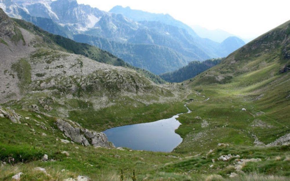 Il lago di Val Sambuzza - Pizzo Zerna - BergamoXP