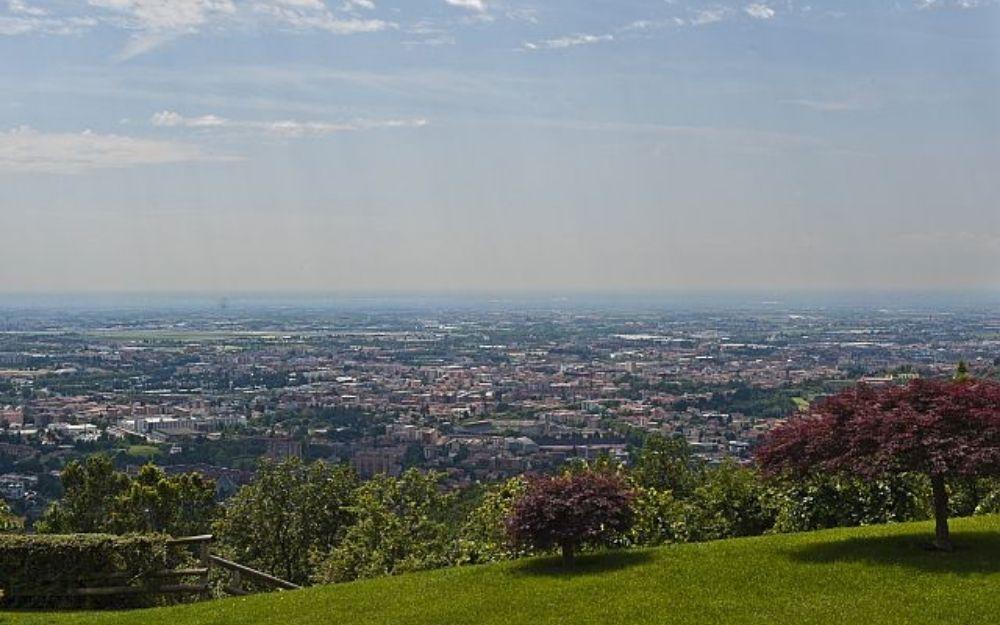 la vista sulla Pianura - BergamoXP
