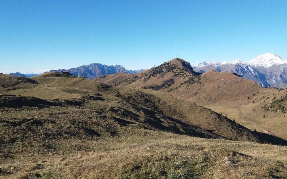 La conca del Monte Farno - BergamoXP