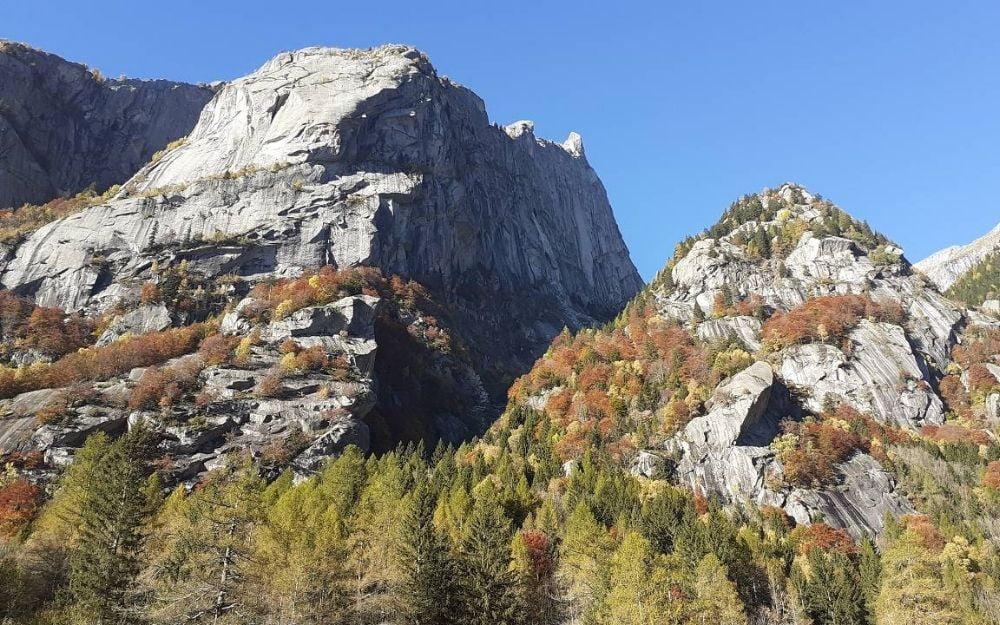 Val di Mello e Cantine - BergamoXP